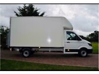 Man with van house removal sofa furniture delivery office commercial moving man and van reliable