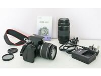 Canon 450d SLR Digital Camera with 18/55 lens.