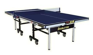 Professional 25mm Top Ping Pong Table, ITTF Approved Type