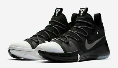 big sale b58cc 220d8 Nike KOBE AD Exodus Basketball Shoes White Toe AR5515 002 Size 10 Mens New