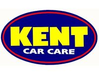 Car Cleaning products made by KENT - Ideal Car Boot Sale or Market Trader - Excellent profit margin