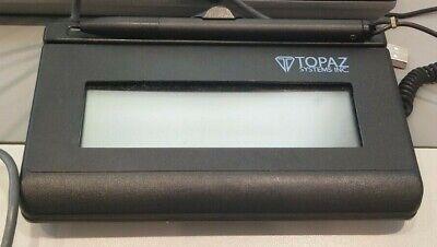 Topaz Siglite Electronic Signature Pad T-lkb460-hsb-r