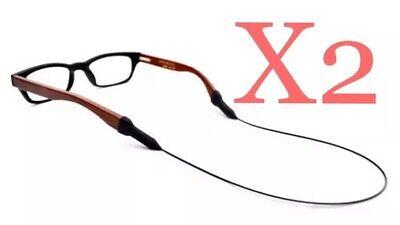 Sport Sunglass Lanyard Retainer Glasses Cord Strap String Around Neck 16.5 (Sunglass String Around Neck)