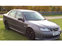 SAAB 9-3 VECTOR SPORT 150 BHP DIESEL -MOT FULL HISTORY-REMAPPED-LEATHER/ALLOYS/AIR CON-CAN DELIVER