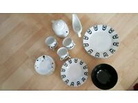 26 Pieces Tableware / Dinner Set