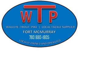 Fort   Mcmurray     FISHING STORE        (WTP Fishing and more)