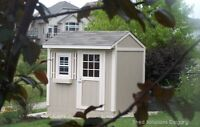 SHED SOLUTIONS - Calgary's Leading Provider of Installed Sheds!