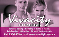Vivacity Fitness Yoga & Aerial Yoga Classes