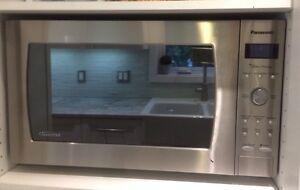Panasonic microwave oven West Island Greater Montréal image 2