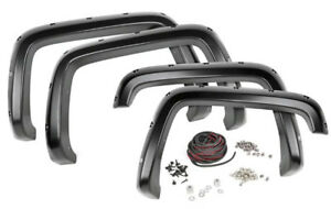 NEW Chevrolet Pocket Fender Flares (16-18 Silverado 1500)