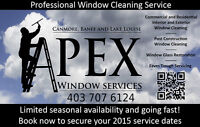 Professional Window Cleaning Service
