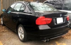 09 Bmw 3-Series 6mt Lci Sedan