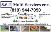 S.S.T Multi-Services enr.  Déneigement