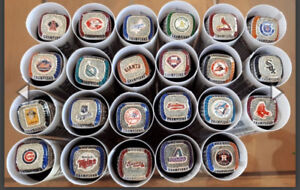 Looking for Coors Light MLB Championship Collectors Rings
