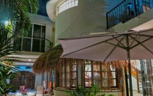 Grande maison typiquement Mexicaine à Playa del Carmen, Mexique