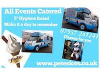 ICE CREAM VAN HIRE. WEDDINGS. KIDS PARTYS. FROZEN PARTYS. WE COVER ALL TYPES OFF EVENTS in Essex