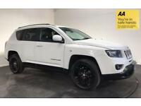 2013 63 JEEP COMPASS 2.4 LIMITED 5D AUTO 168 BHP