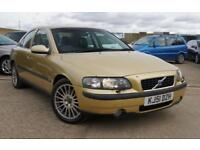 2001 51 VOLVO S60 2.4 SE T 4D AUTOMATIC 200BHP *PART EX TO CLEAR*
