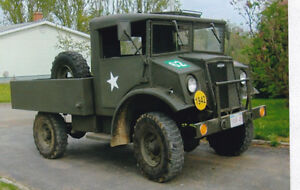Chevrolet CMP 1942 - army truck