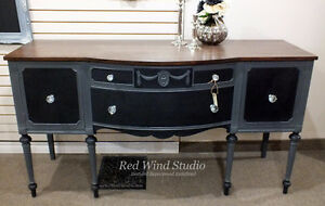 Skyline and Raven Sideboard by Red Wind Studio Kitchener / Waterloo Kitchener Area image 2