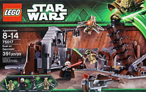 LEGO 75017 Duel on Geonosis