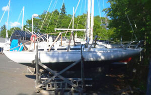* ROUE 20 Classic Sailboat (30') - Great Day Sailor *