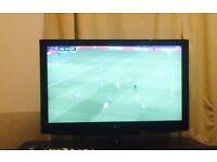 """42"""" LG LCD TV spares or repairs"""