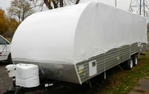 Shrinking Wrapping In/Outdoor Vehicle Stg, Trailers Boats Rvs Kitchener / Waterloo Kitchener Area image 6