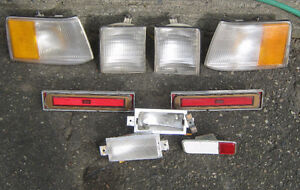 1984 - 1990 Lincoln Mark 7 Lights  , VII