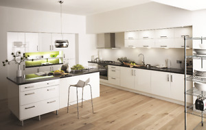 Metro wood kitchen - Financing Available - $45 a month