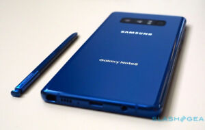 Galaxy Note 8 (will add pictures shortly)