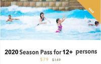 Calypso Waterpark 2020 Season pass ($79 instead of $149)