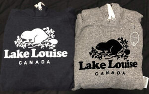 Roots Hoodie Banff Louise Lake Fairmont Hotel (Brand New) Male