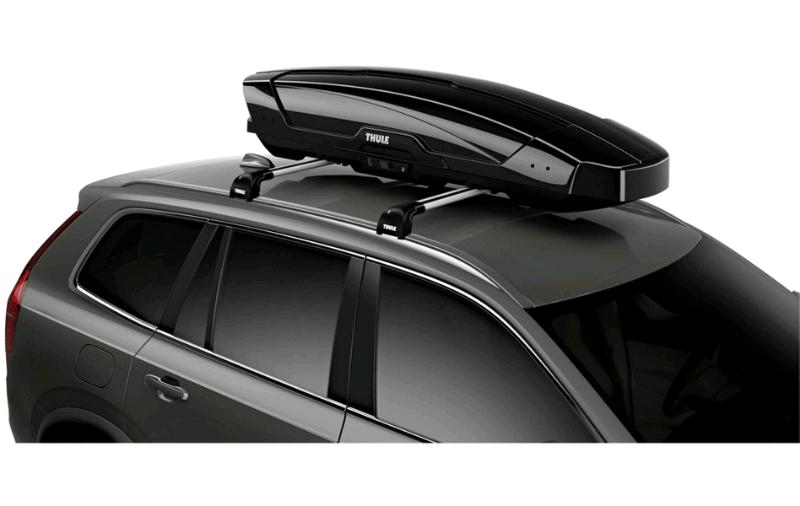 Thule motion XT sport roof box gloss Black new for sale  Benfleet, Essex
