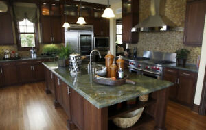★ Granite & Quartz ★ Kitchen & Bathroom Countertops 647-479-9874
