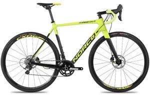 58 cm NORCO 2017 THRESHOLD C ULTEGRA (Carbon Cyclocross)