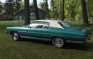 1971 Chevrolet Impala Custom Coupe