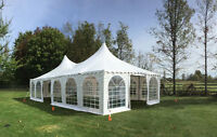 Tent Rentals: Full Service, All-Inclusive, and Affordable
