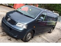 VW T5 / Volkswagen transporter not t4