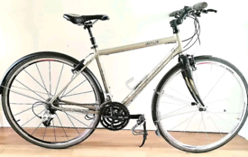 SPECIALIZED SIRRUS Elite Hybrid Road Bike 54cm Carbon Fork SERVICED