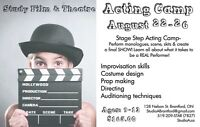 Acting Summer Camp