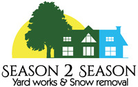 Book fall cleanup & the dreaded monthly snow removal today!