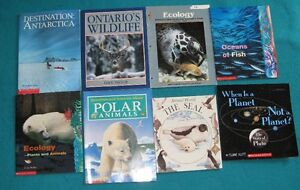 Science resources for the Primary/Junior Reader