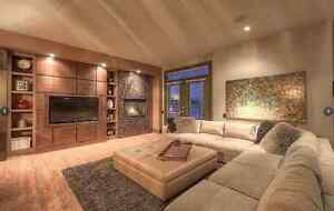 HIgh End Townhome in Trnedy Marda Loop - Furniture Negotiable