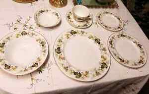 Royal Doulton Vintage Service for Eight