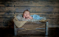Newborn Photography - ON LOCATION in the comfort of your home!