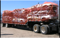 Owner Operators. Scrap metal hauling most of  BC. Some AB