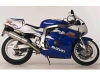 Gsxr 400cc