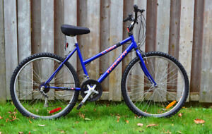Women's 15 Speed Triumph Medium Frame Mountain Bike