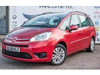2008 CITROEN C4 PICASSO 1.6 GRAND VTR PLUS HDI DIESEL NEW MOT 7 SEATER MPV DIESE